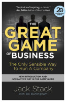 The Great Game of Business, Expanded and Updated by Jack Stack with Bo Burlingham