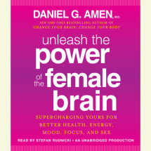 Unleash the Power of the Female Brain Cover