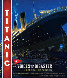 Titanic: Voices From the Disaster Cover
