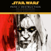 Path of Destruction: Star Wars (Darth Bane) Cover