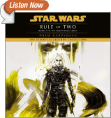 Rule of Two: Star Wars (Darth Bane)