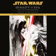 Dynasty of Evil: Star Wars (Darth Bane) Cover