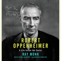 Robert Oppenheimer Cover