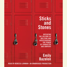 Sticks and Stones Cover