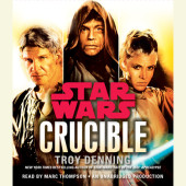 Crucible: Star Wars Cover