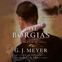The Borgias Cover