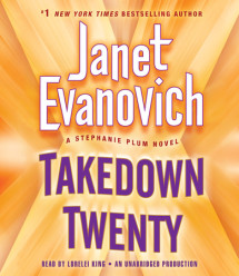 Takedown Twenty Cover