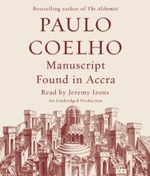 Manuscript Found in Accra Cover