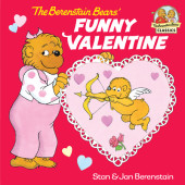 The Berenstain Bears' Funny Valentine Cover