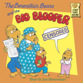 The Berenstain Bears and the Big Blooper Cover