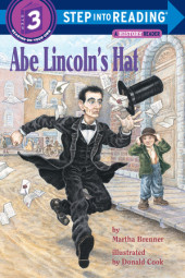 Abe Lincoln's Hat Cover