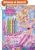 Mermaid Style (Barbie: The Pearl Princess)