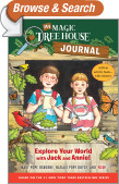 My Magic Tree House Journal