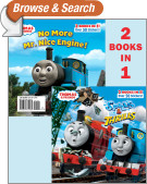 Thomas & Friends Spills & Thrills/No More Mr. Nice Engine (Thomas & Friends)