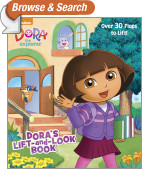 Dora's Lift-and-Look Book (Dora the Explorer)