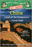 Magic Tree House Fact Tracker #31: China: Land of the Emperor's Great Wall