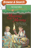 Magic Tree House #3: Mummies in the Morning (Full-Color Edition)