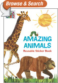 Amazing Animals (The World of Eric Carle)