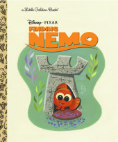 Finding Nemo (Disney/Pixar Finding Nemo) Cover