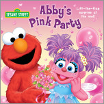 Abby's Pink Party (Sesame Street)