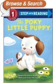 The Poky Little Puppy Step into Reading