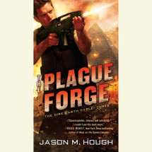The Plague Forge Cover