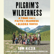 Pilgrim's Wilderness Cover