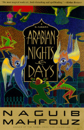 Arabian Nights and Days Cover