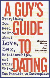A Guy's Guide to Dating Cover