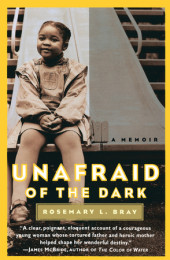 Unafraid of the Dark Cover