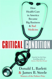 Critical Condition Cover