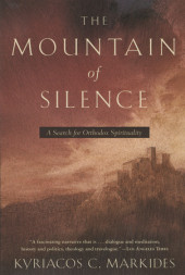 The Mountain of Silence Cover