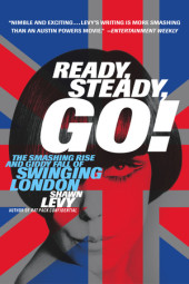 Ready, Steady, Go! Cover