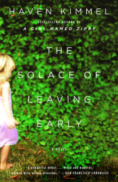 The Solace of Leaving Early Cover