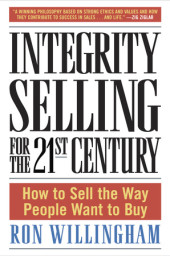 Integrity Selling for the 21st Century Cover