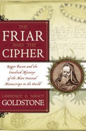 The Friar and the Cipher Cover