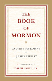 The Book of Mormon Cover