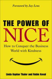 The Power of Nice Cover