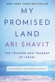 Enter for your chance to win an Advance Reader's Edition of MY PROMISED LAND by Ari Shavit
