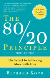 The 80/20 Principle Cover