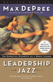Leadership Jazz - Revised Edition Cover