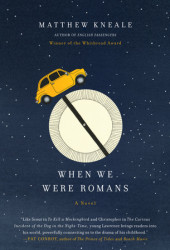 When We Were Romans Cover