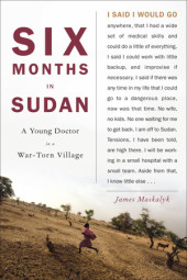 Six Months in Sudan Cover