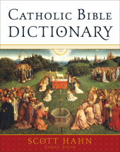 Catholic Bible Dictionary Cover
