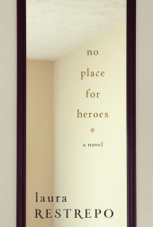 No Place For Heroes Cover