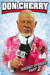 Don Cherry's Hockey Stories, Part 2 Cover