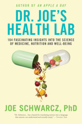 Dr. Joe's Health Lab Cover