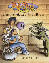 Akiko in the Castle of Alia Rellapor Cover