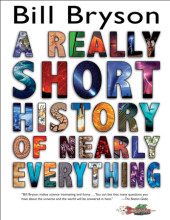 A Really Short History of Nearly Everything Cover
