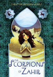 The Scorpions of Zahir Cover